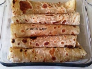 Layered and Soft Chapatis that are lighter than air made Jikoni Magic Style
